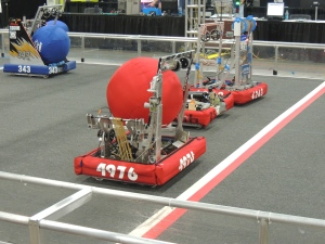 Palmetto FIRST Robotics 082